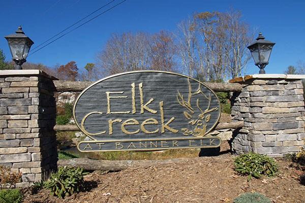 Elk creek homes subdivision in banner elk nc peak real for Banner elk home builders