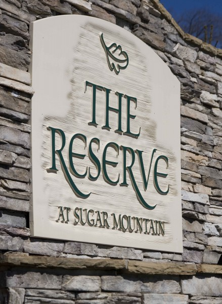 Area Location - The Reserve at Sugar Mountain, NC.